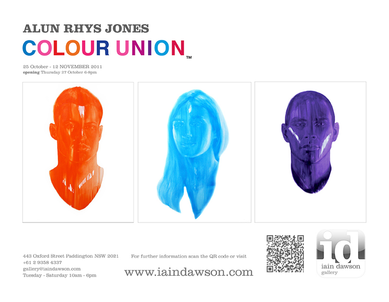 COLOUR UNION™  Installation